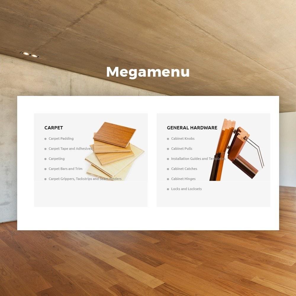 theme - Home & Garden - Workman - Building Materials - 2