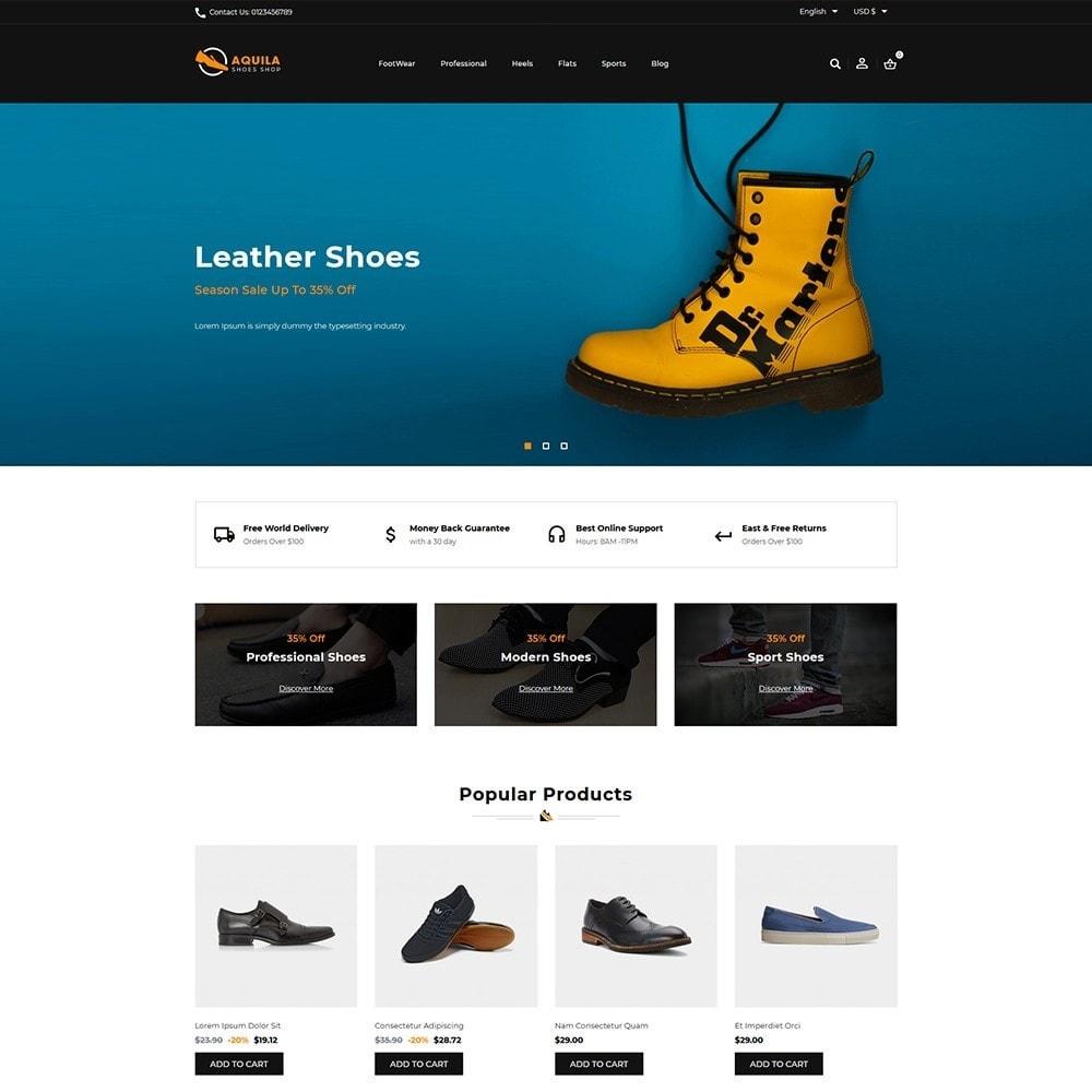 theme - Lingerie & Adult - Aquila The Shoes Shop - 2