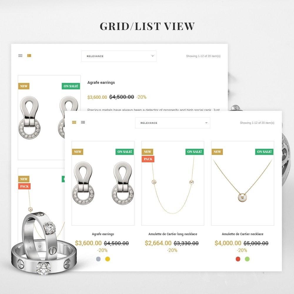 theme - Bijoux & Accessoires - Eveprest - Jewelry Store - 4