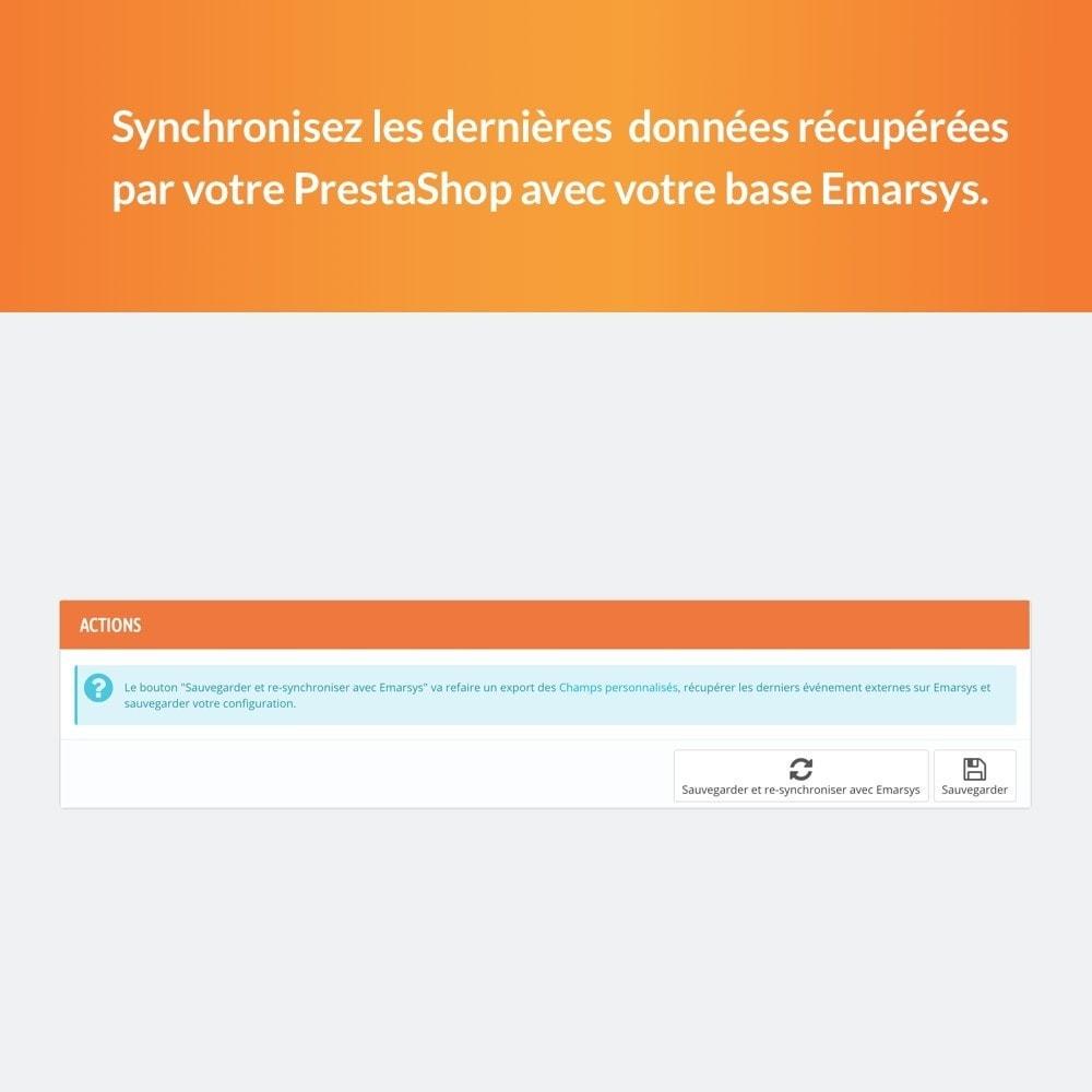 module - Remarketing & Paniers Abandonnés - Emarsys - 4