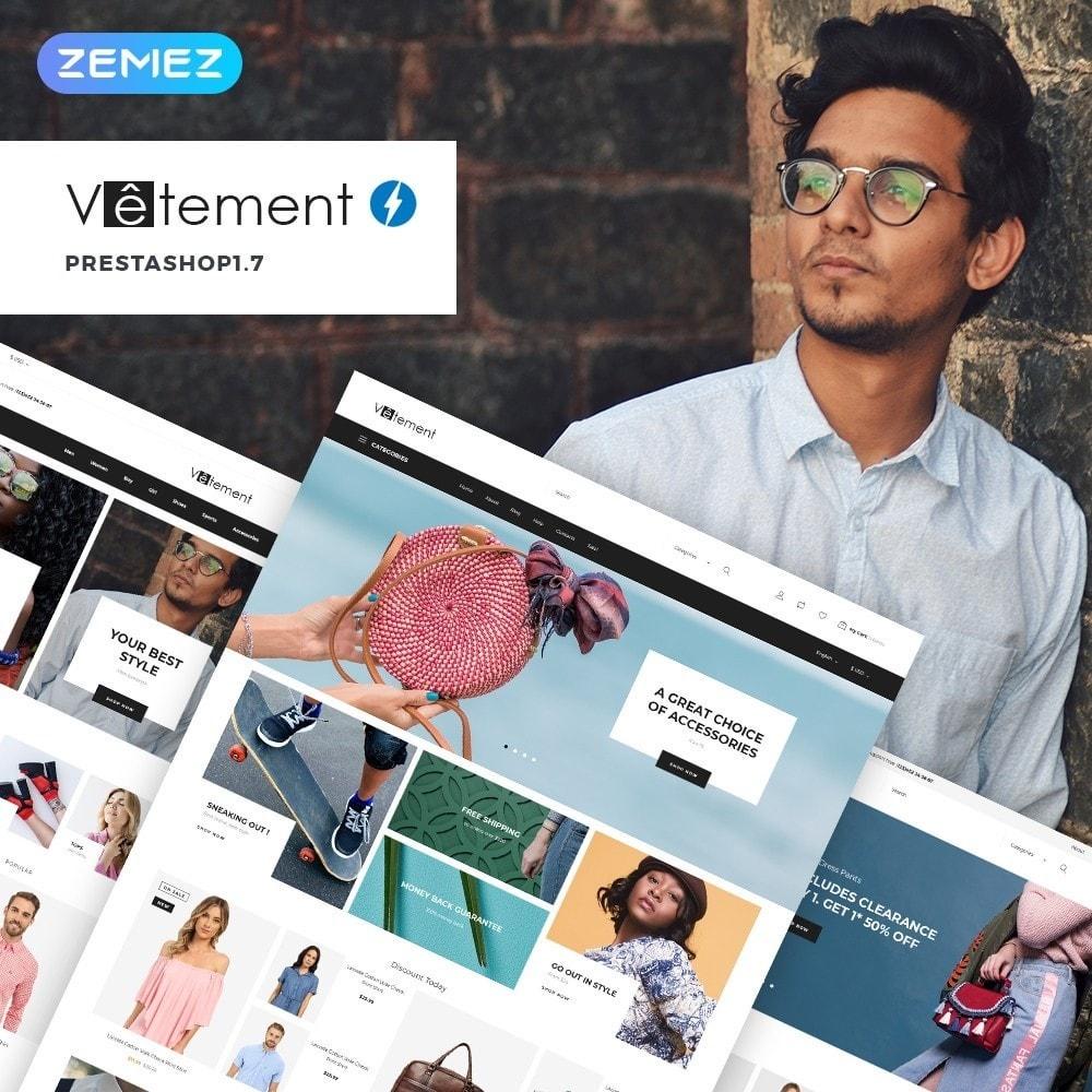 theme - Mode & Chaussures - Vêtement - Apparel Store - 2