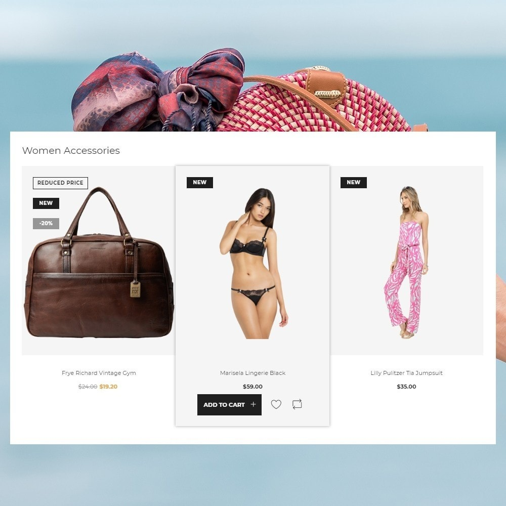 theme - Mode & Chaussures - Vêtement - Apparel Store - 5