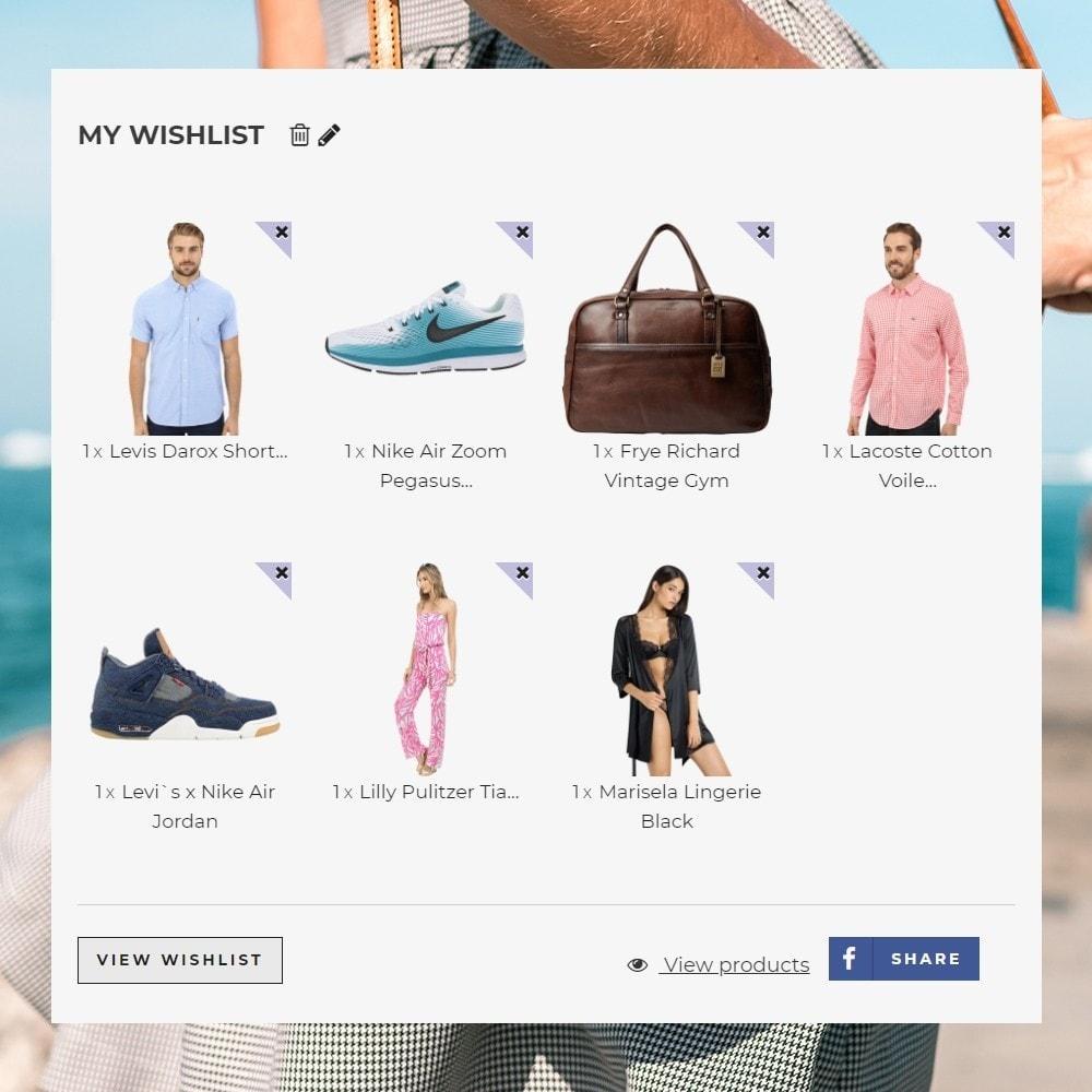 theme - Mode & Chaussures - Vêtement - Apparel Store - 7
