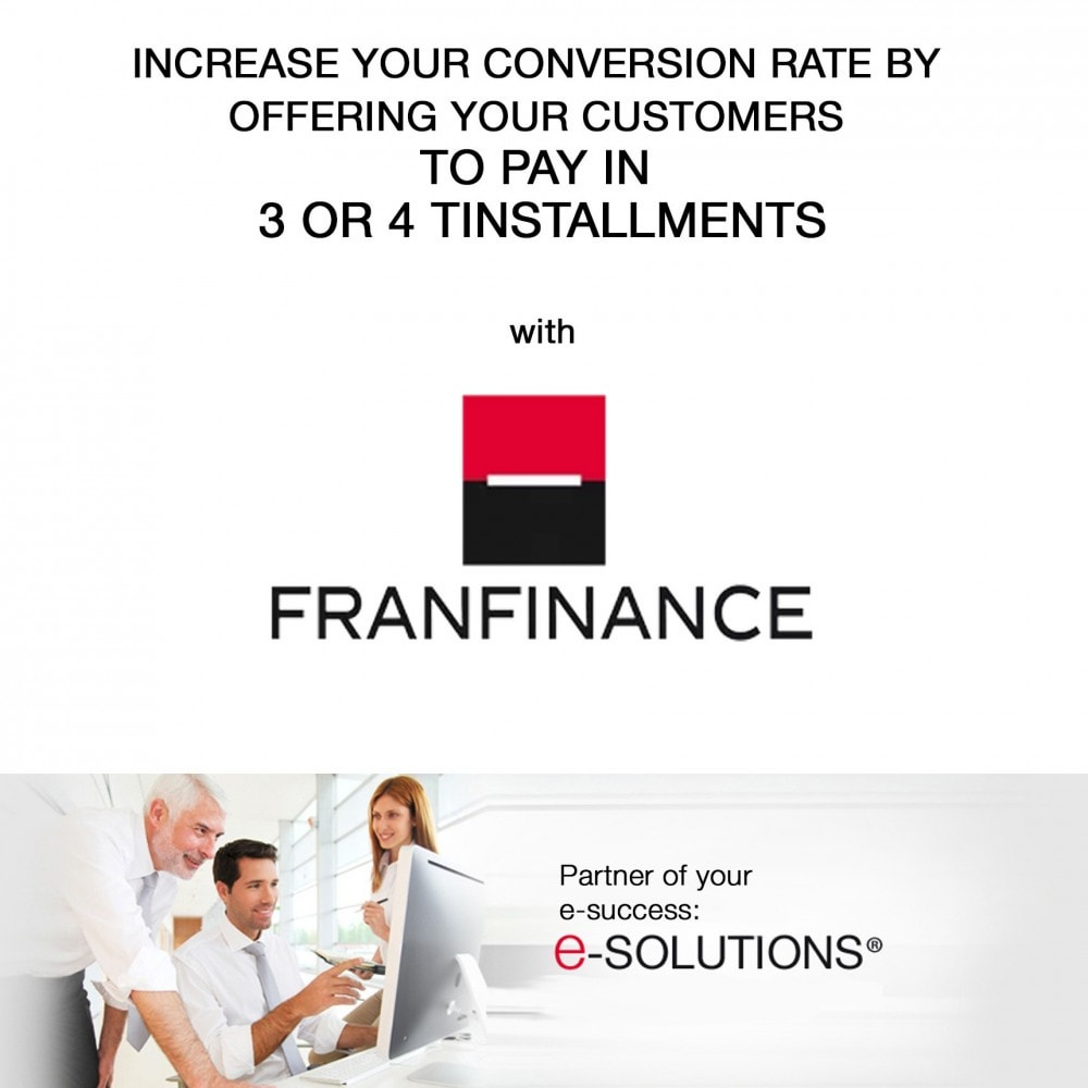 module - Payment by Card or Wallet - Payment solutions with Franfinance - 1
