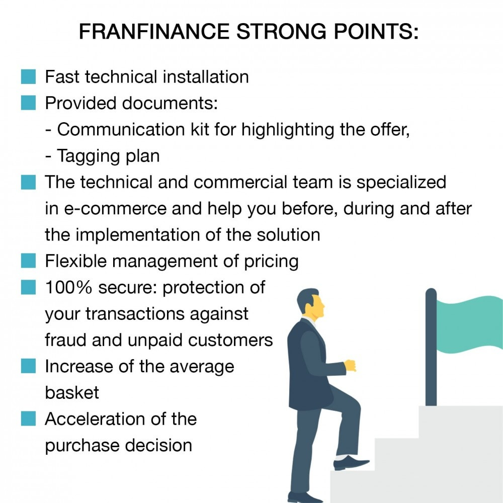 module - Payment by Card or Wallet - Payment solutions with Franfinance - 4