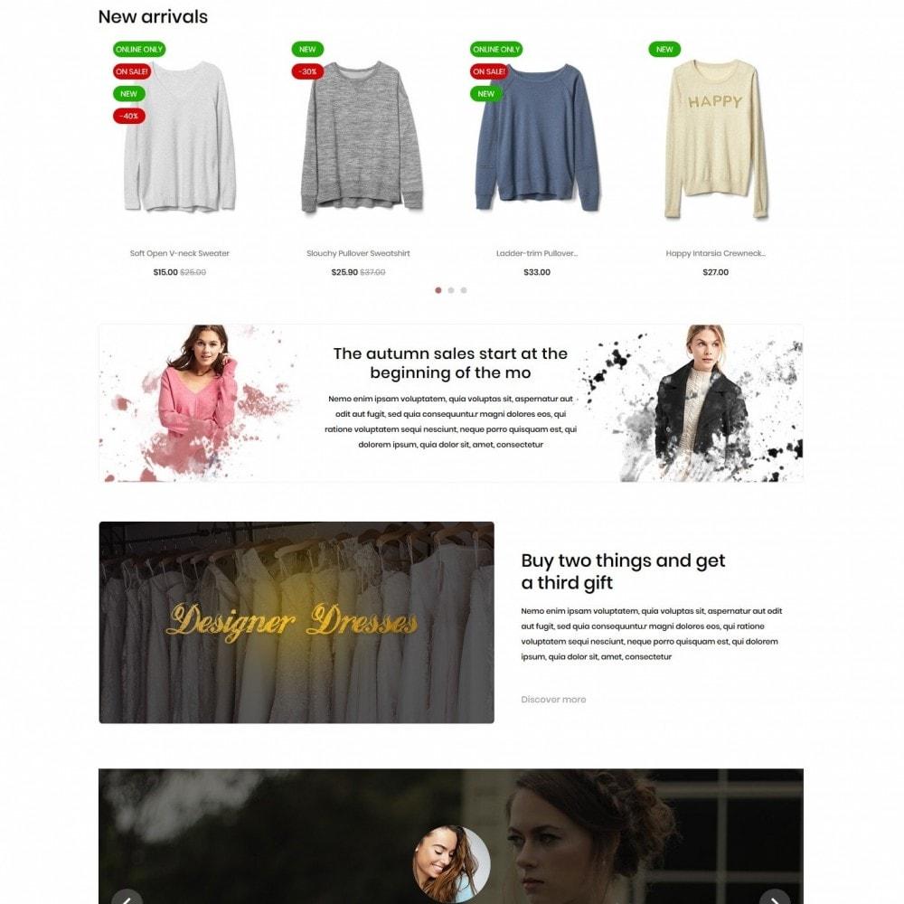 theme - Fashion & Shoes - Sateria Fashion Store - 3