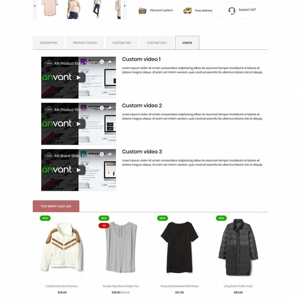 theme - Fashion & Shoes - Sateria Fashion Store - 9