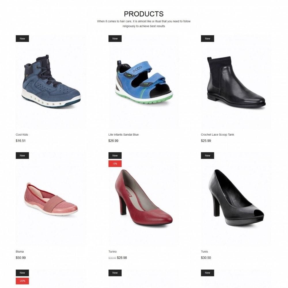 theme - Fashion & Shoes - Isis Shop - 3