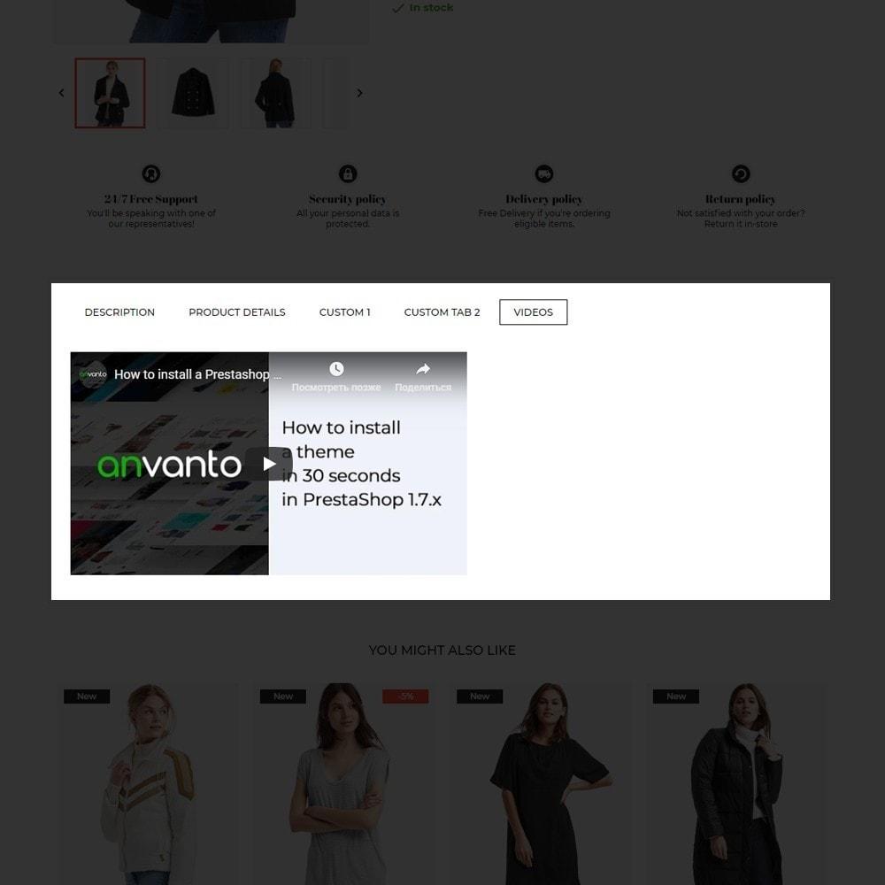 theme - Fashion & Shoes - Cosmic Fashion Store - 9