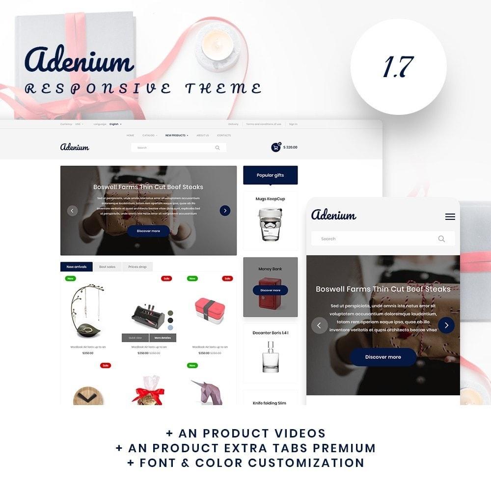 theme - Home & Garden - Adenium - 1