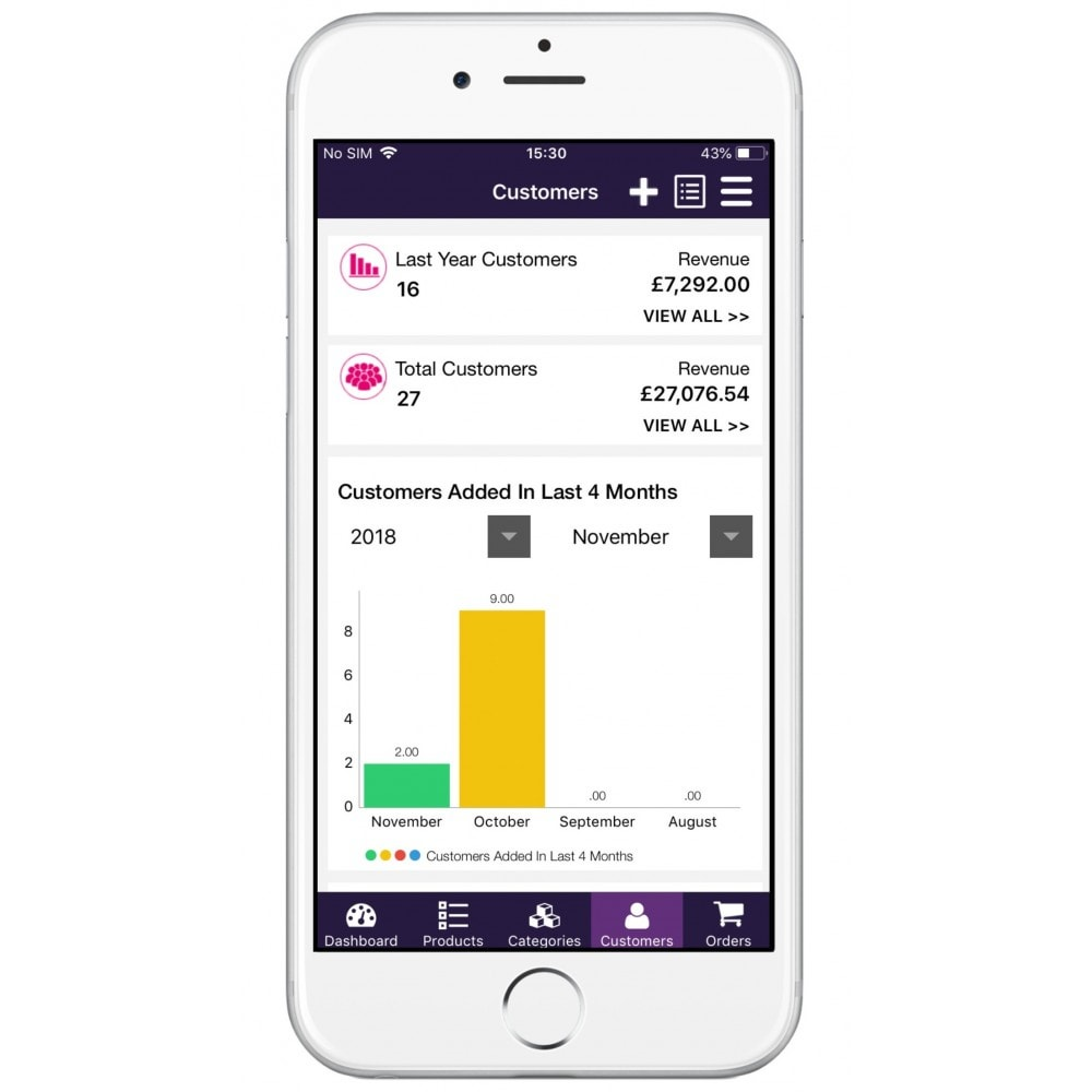 module - Dispositivos-móveis - Admin Mobile App - 3