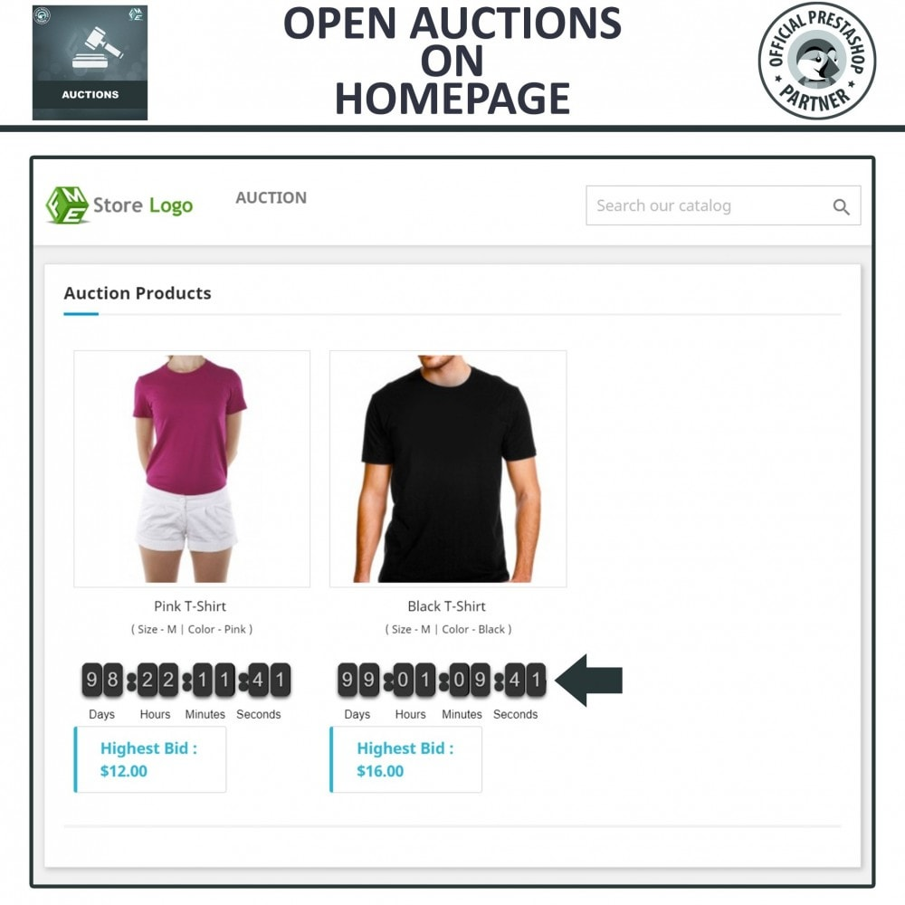 module - Auction Site - Auction Pro, Online Auctions & Bidding - 4