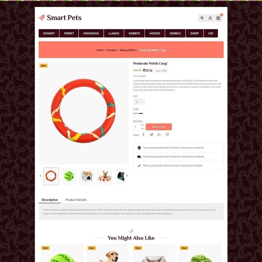 theme - Animals & Pets - Smart Pet - Animal Pet Store - 5