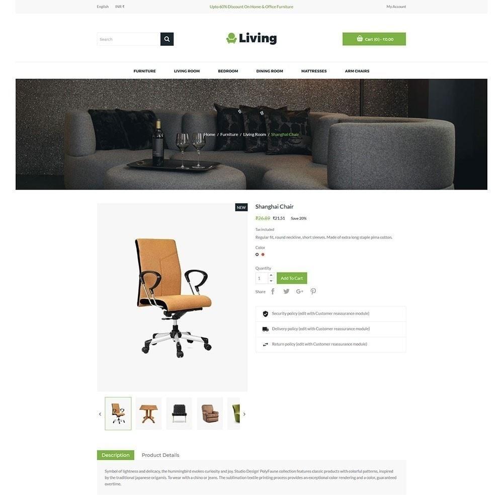 theme - Maison & Jardin - Living - Magasin de meubles - 5