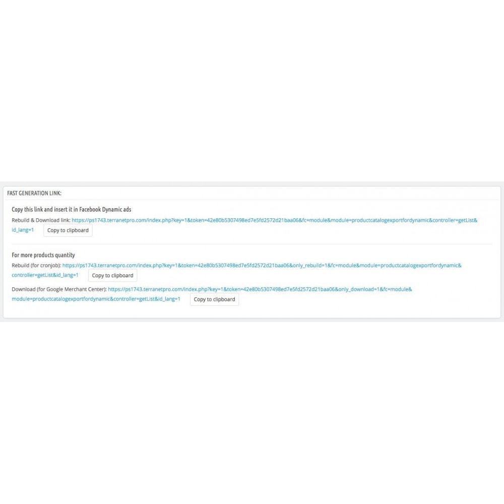 module - Importación y Exportación de datos - Product Catalog Export for Dynamic ads in 3 min - 8