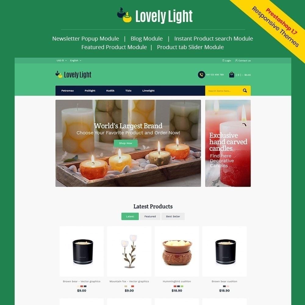 theme - Huis & Buitenleven - Lovely Light Store - 1