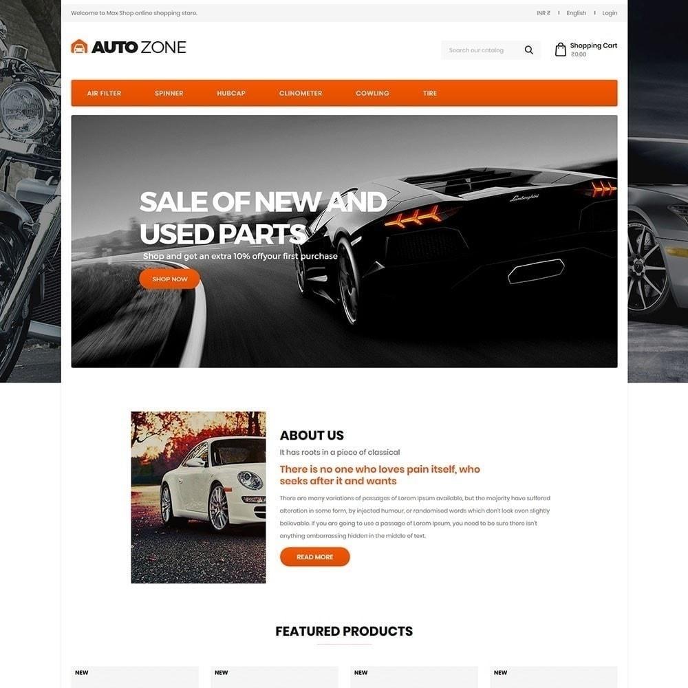 theme - Automotive & Cars - Autozone - Auto Store - 2