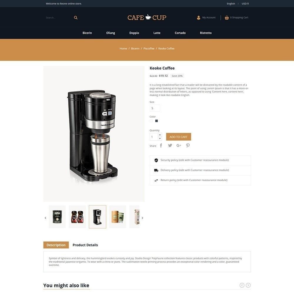 theme - Cibo & Ristorazione - Cafe cup - Coffee Store - 5