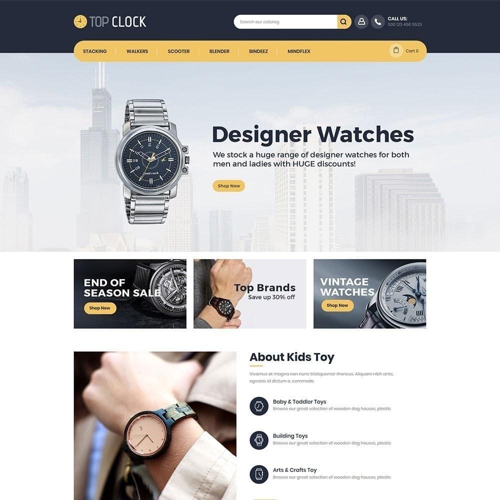 theme - Мода и обувь - Лучшие часы - магазин часов - 3