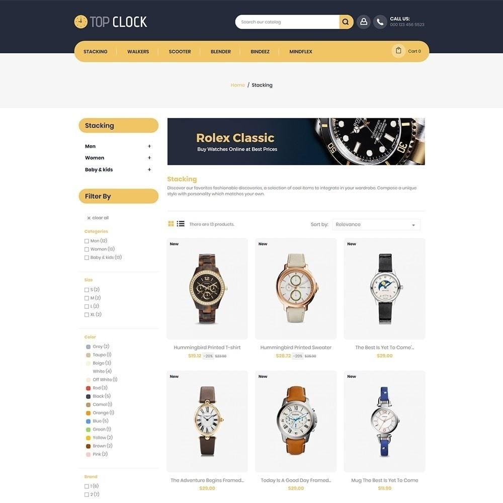theme - Мода и обувь - Лучшие часы - магазин часов - 4