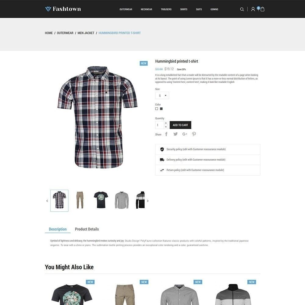 theme - Moda & Obuwie - Fashtown - Fashion Store - 4
