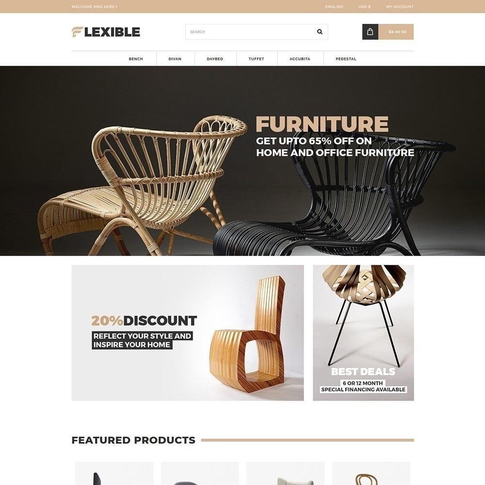 theme - Moda y Calzado - Tienda de muebles flexibles - 2