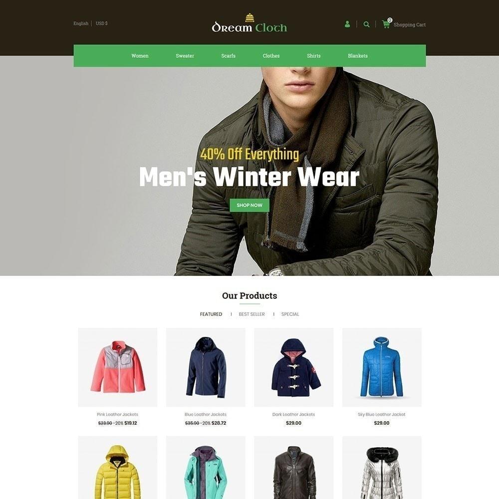 theme - Moda y Calzado - Tienda Dream Cloth - 1