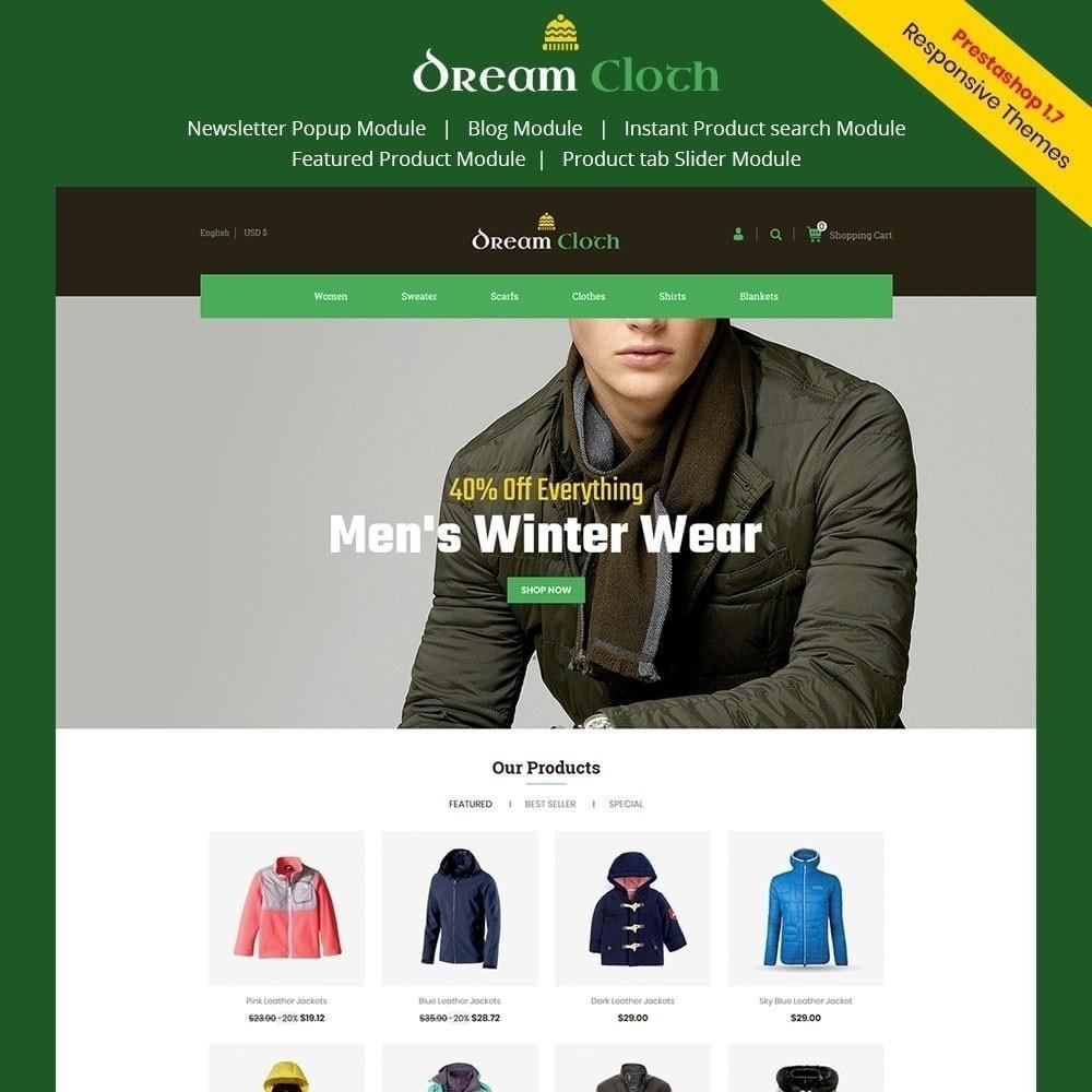 theme - Moda & Calzature - Dream Cloth Store - 1