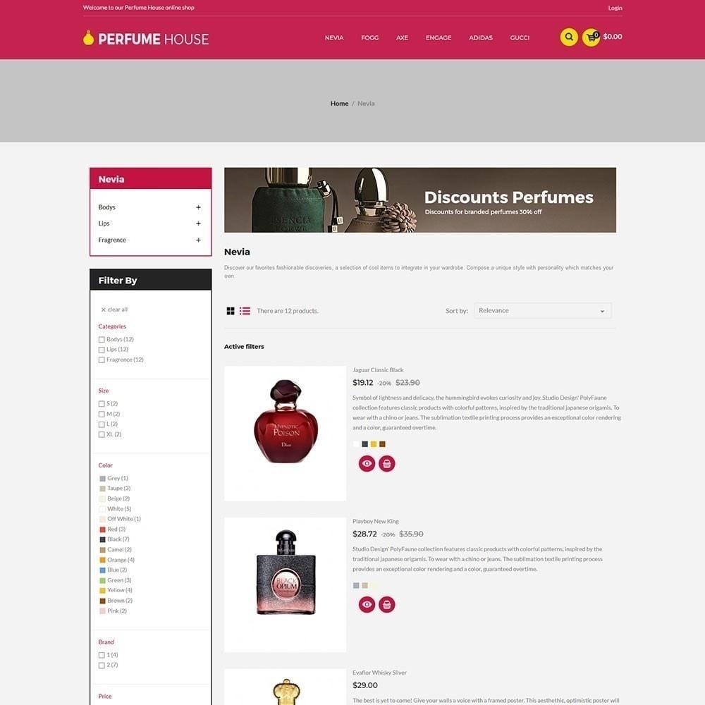 theme - Moda & Obuwie - Perfume Fashion Store - 3