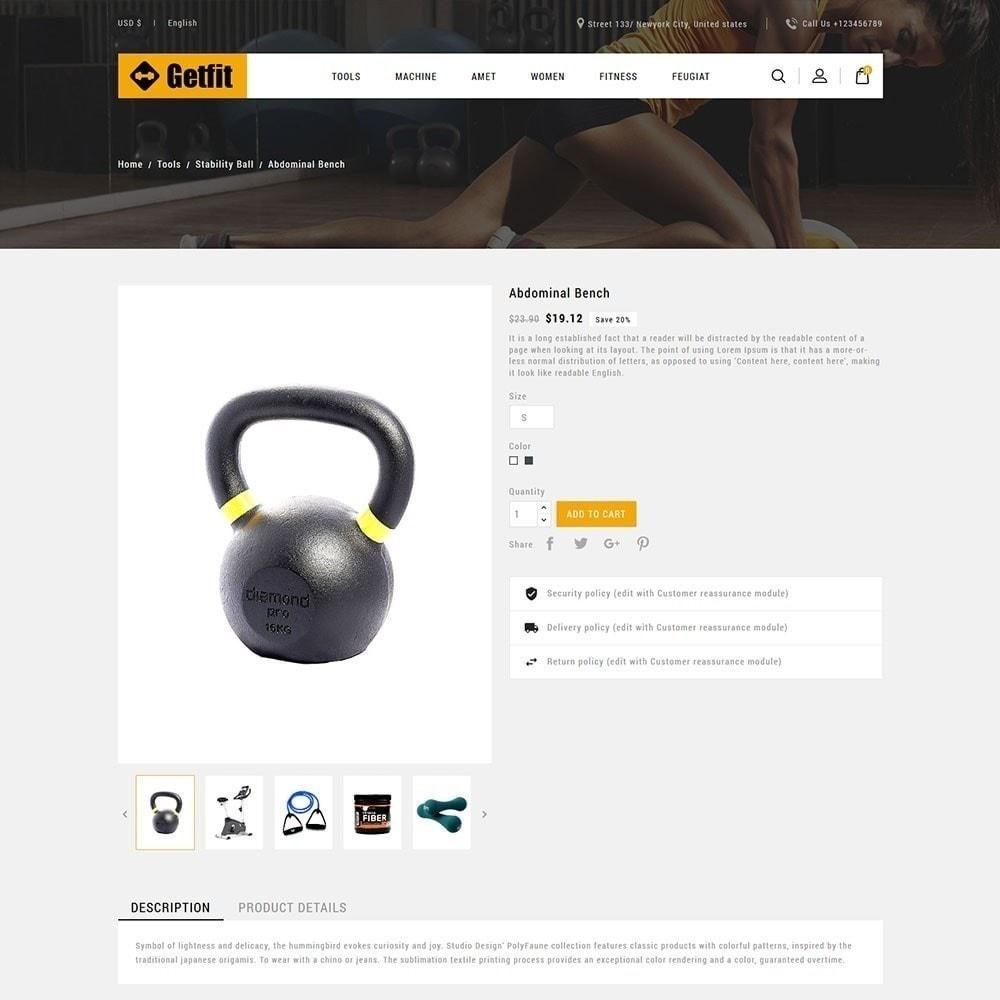 theme - Moda y Calzado - Get Fit Gym Store - 4