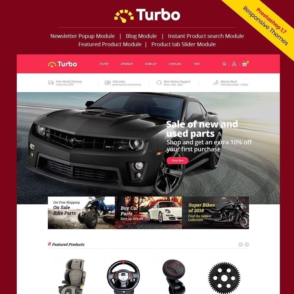 theme - Carros & Motos - Auto Loja Turbo - 1