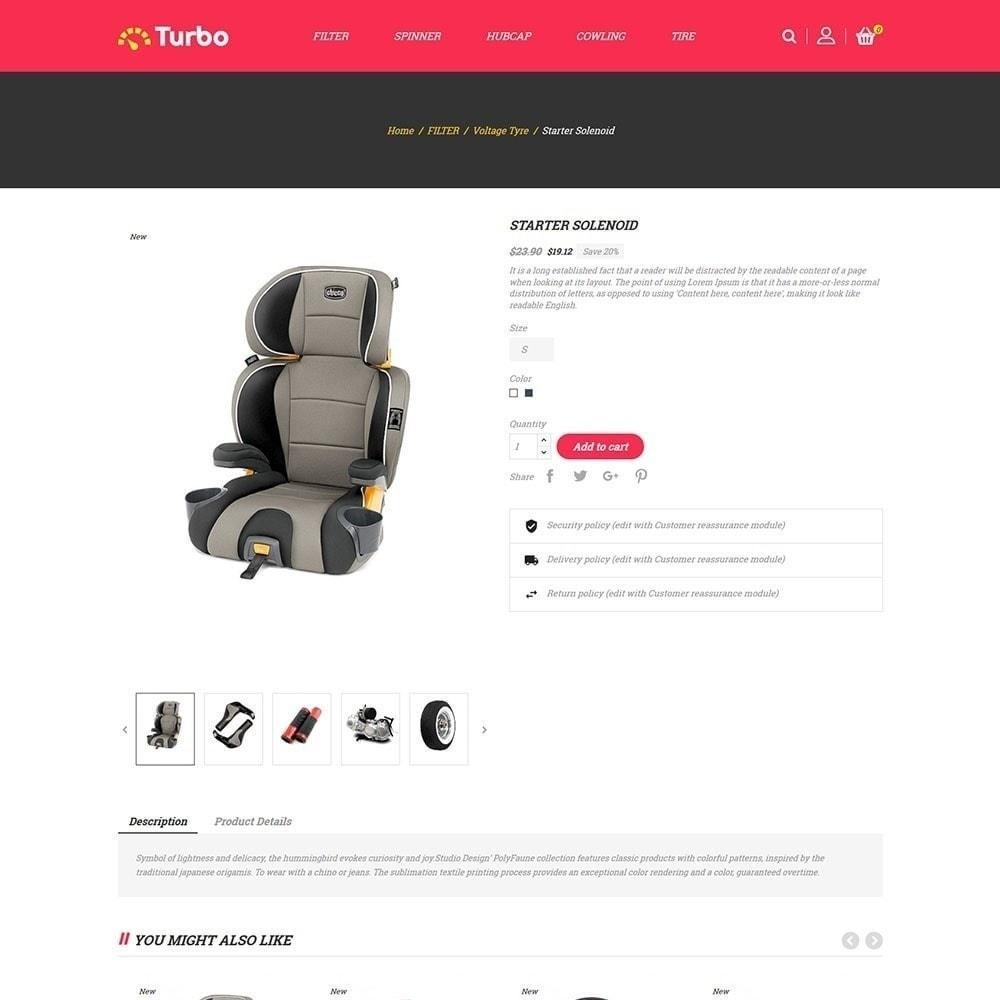 theme - Carros & Motos - Auto Loja Turbo - 3