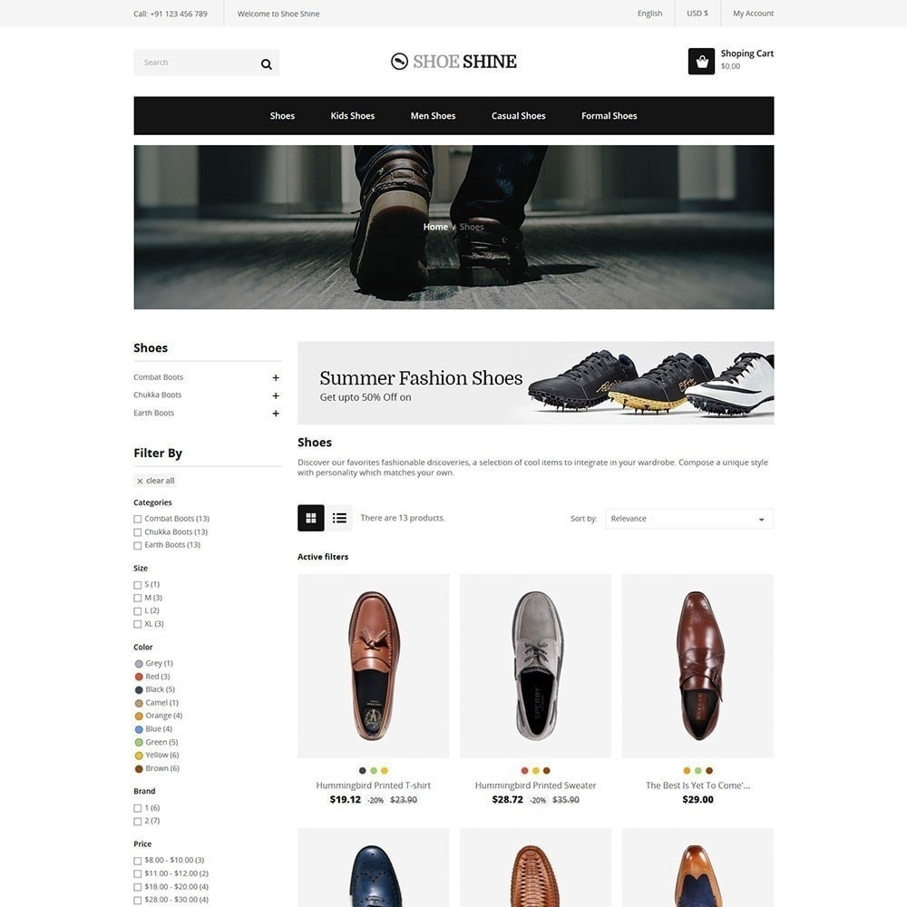 theme - Mode & Chaussures - Cirage de chaussures - 3