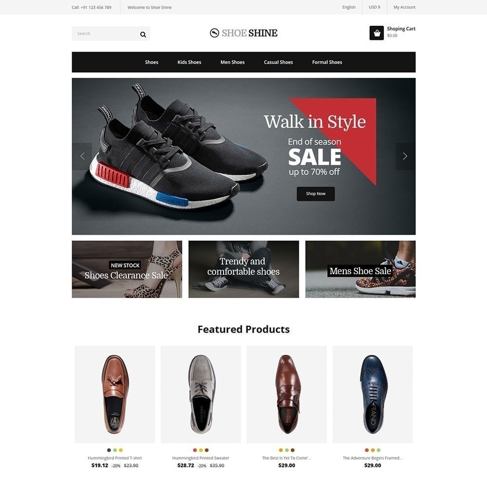 theme - Mode & Schoenen - Schoenpoetsen Mode Winkel - 5