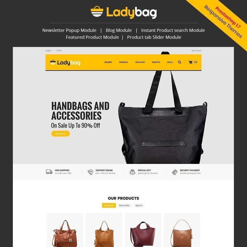 theme - Moda & Calzature - Ladybag Bag Store - 1