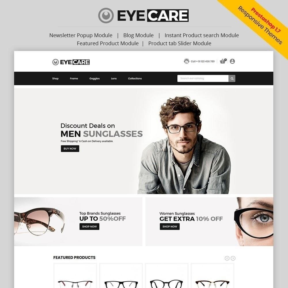 theme - Moda y Calzado - Eyecare - Tienda de moda - 1