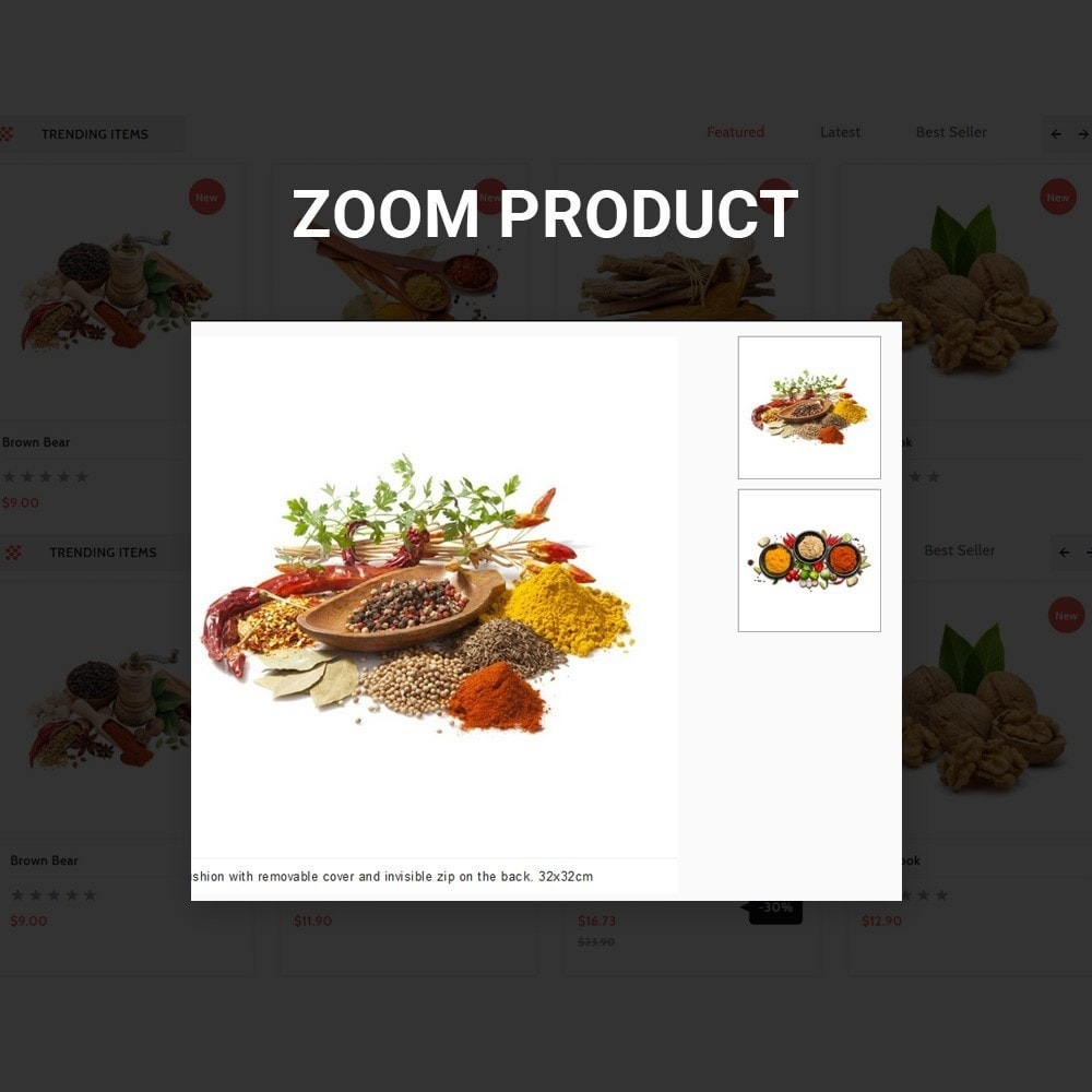 theme - Health & Beauty - Grocery Store – Grocery Mega Shop - 6