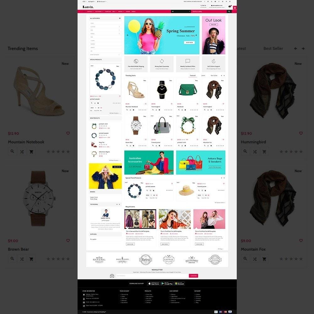 theme - Mode & Chaussures - Lanvin Fashion – Lanvin Fashion Mega Mall - 2