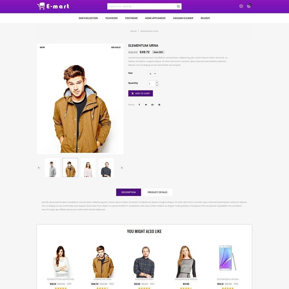 theme - Fashion & Shoes - Emart - The Mega Store - 6
