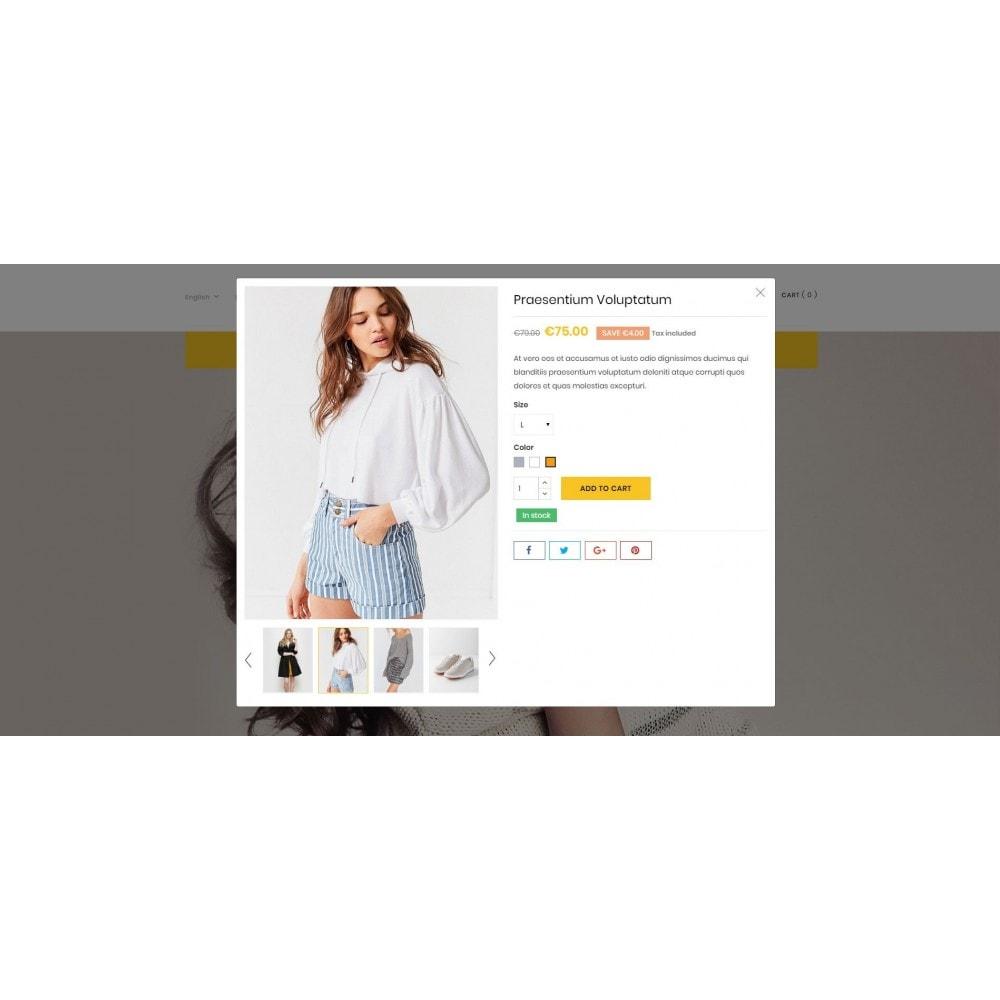 theme - Мода и обувь - Lucca - Apparel store - 8