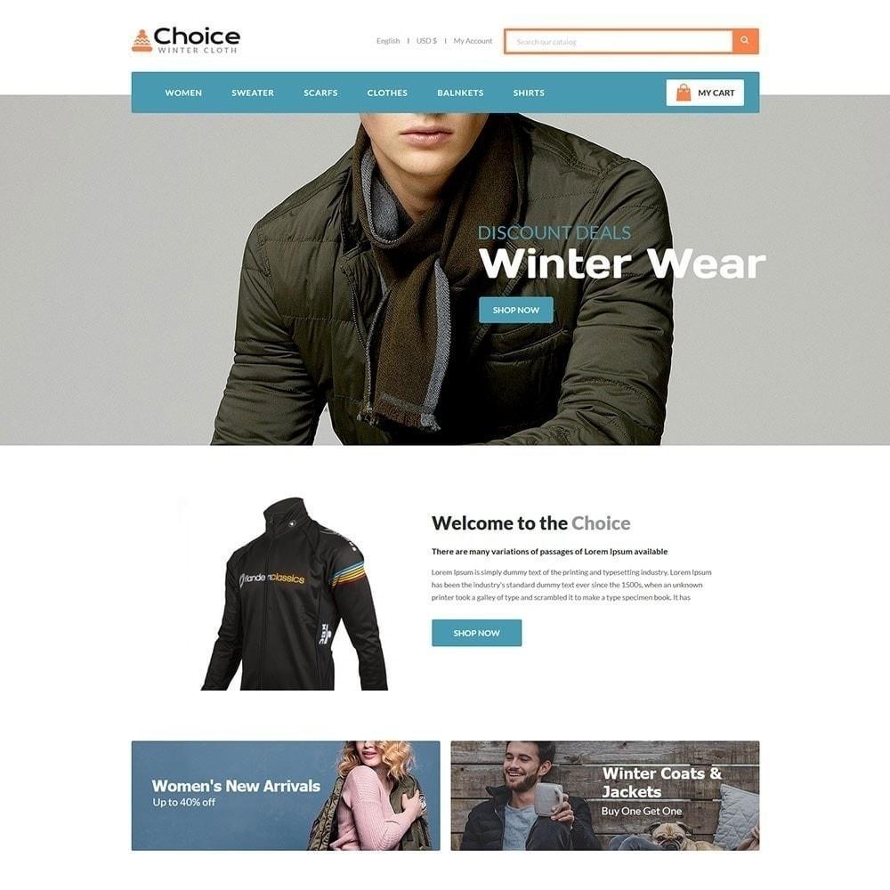 theme - Fashion & Shoes - Choice Fashion Store - 3