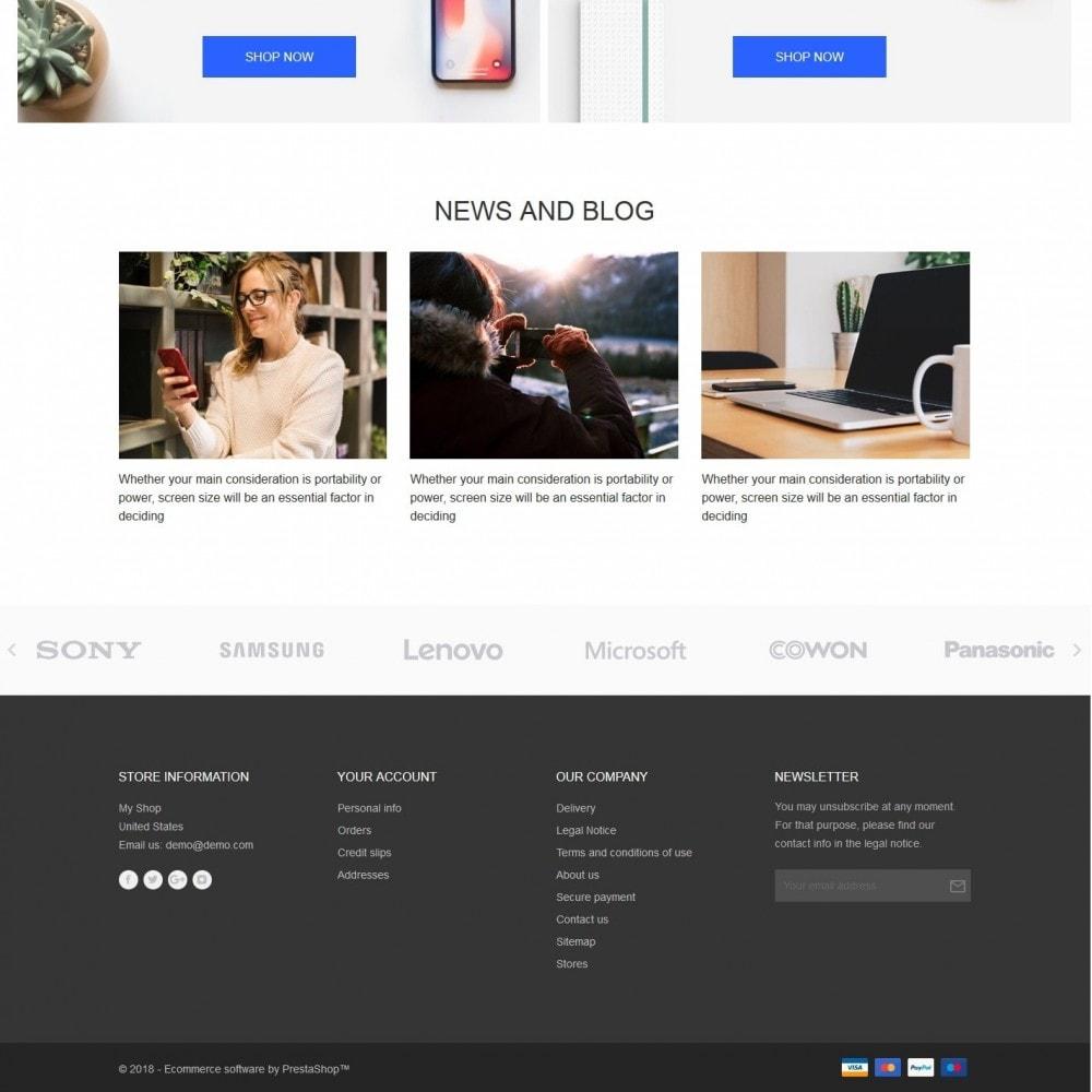 theme - Eletrônicos & High Tech - Mania - High-tech Shop - 4