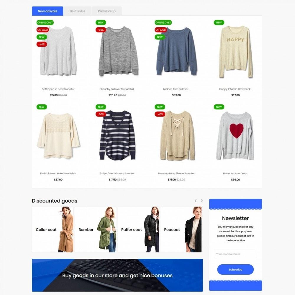 theme - Fashion & Shoes - Asplenium Fashion Store - 3