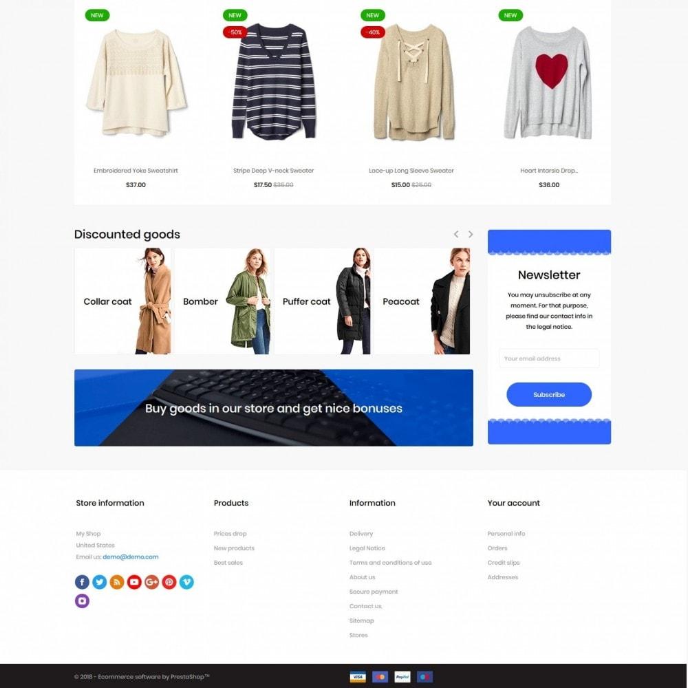 theme - Fashion & Shoes - Asplenium Fashion Store - 4