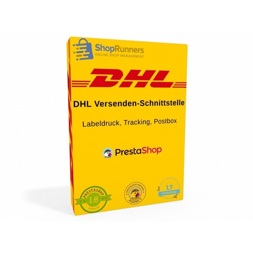 module - Versanddienstleister - DHL Connector - 1