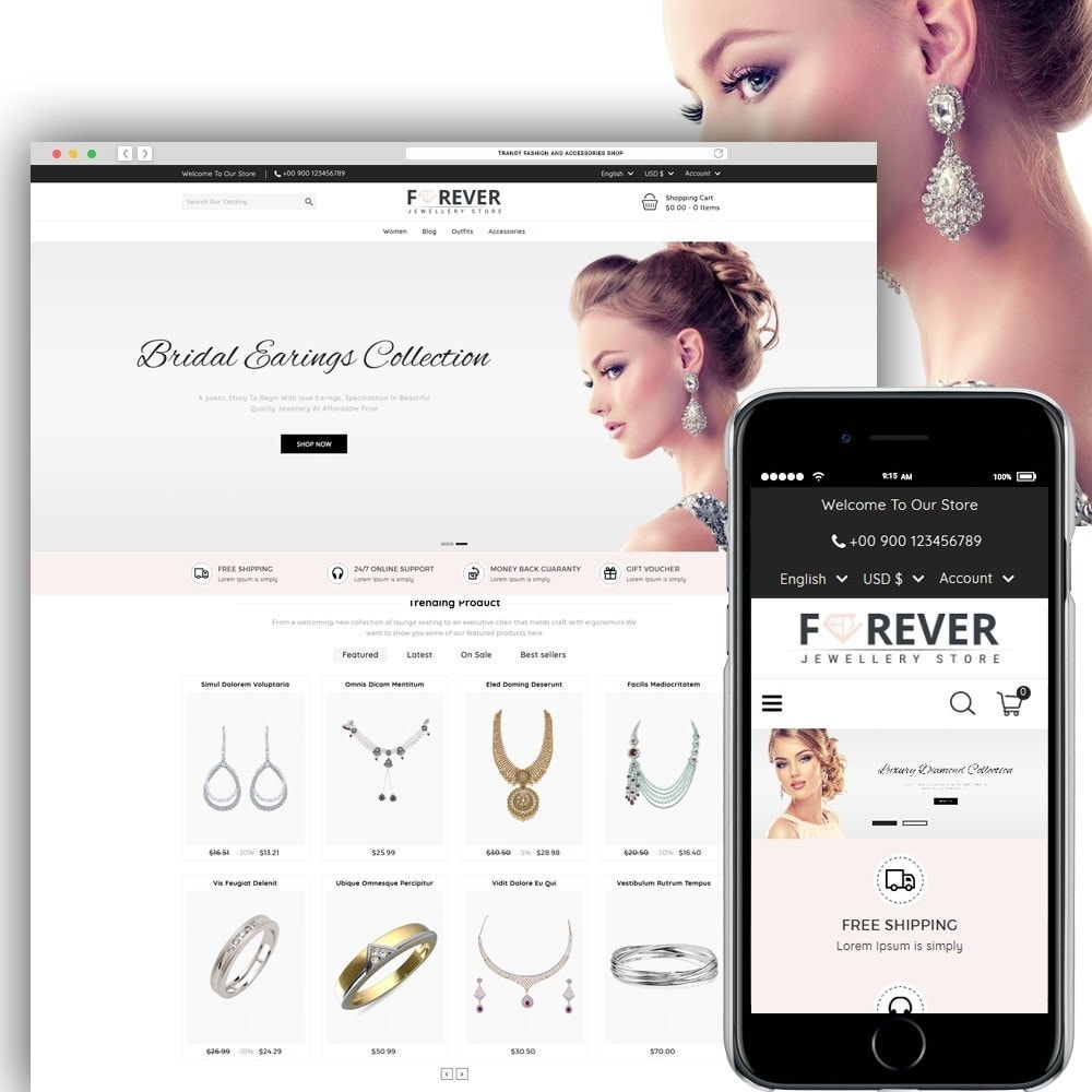 theme - Bijoux & Accessoires - Forever Jewellery - 1