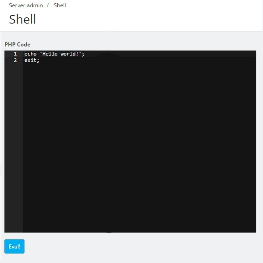 module - Herramientas Administrativas - Backoffice FTP y Shell - 9