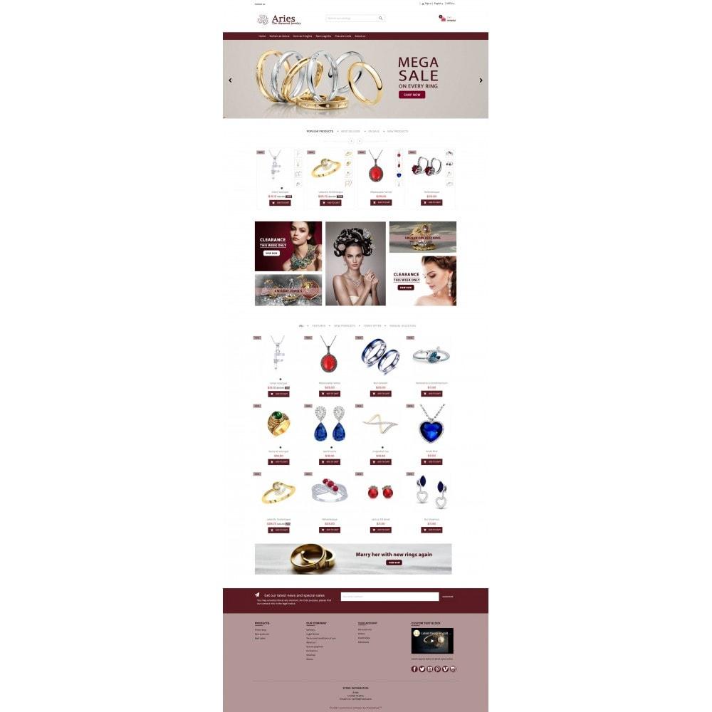theme - Joalheria & Acessórios - Aries - Jewelry premium - 3