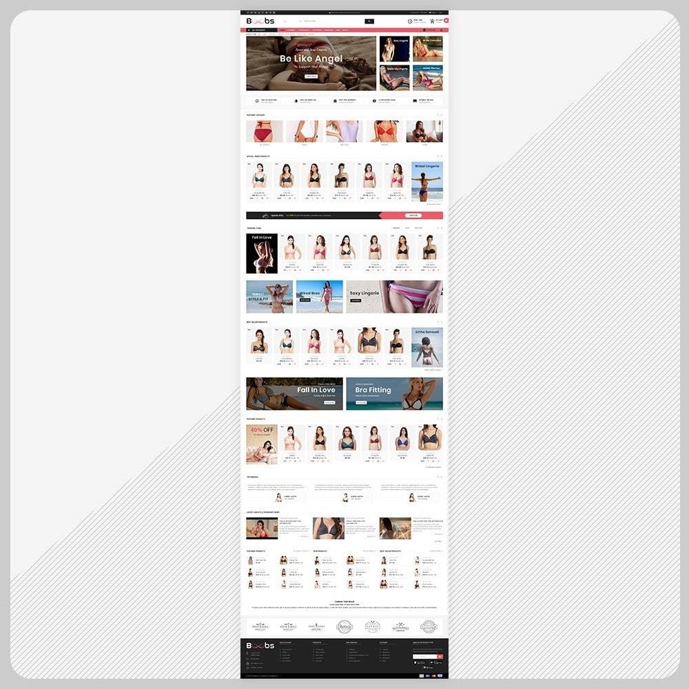 theme - Lingerie & Adult - Boobs BikiniShop – The Lingerie Mall - 2