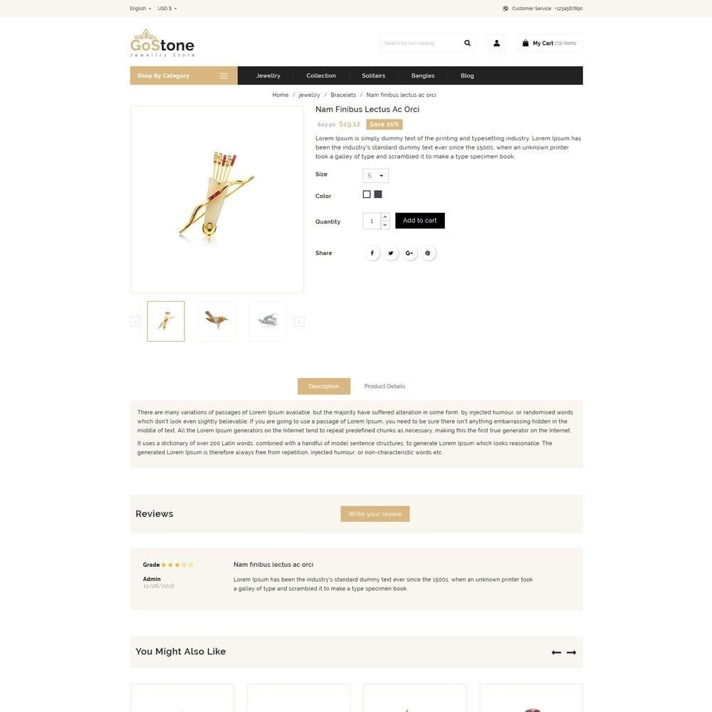 theme - Jewelry & Accessories - Go Stone Jewellery Store - 4